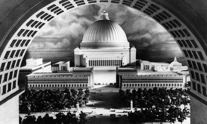 GERMANIA-SPEER: Story of cities #22: how Hitler's plans ...