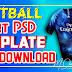 Football Shirt Mockup Free Download-Soccer Kit Mockup free Download by M Qasim Ali
