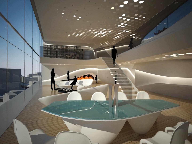 Hongqiao Soho China Architecture