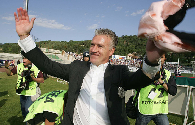 "Deschamps: ""Tolisso u Juveu? Dobra ideja"""