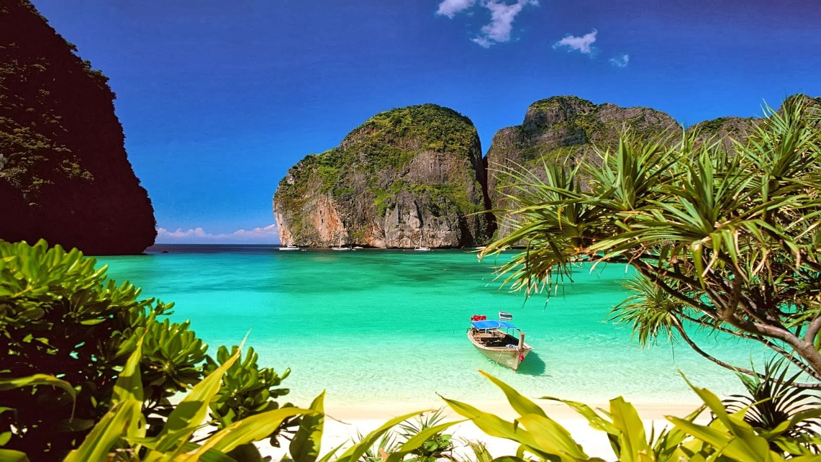 All Hot Informations: Download Thailand Beach HD Wallpapers