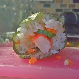 sushi crab classic