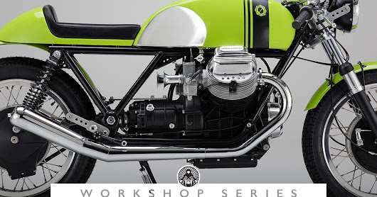 Workshop Series - Choosing Motorcycle Suspension