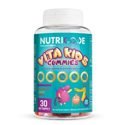 30 Caramelle Gommose Multivitaminiche per Bambini