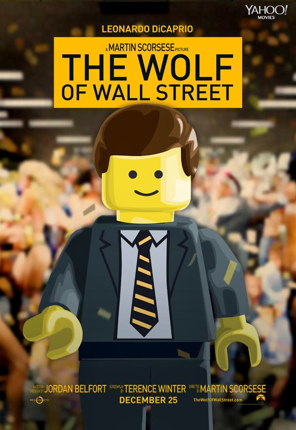 the wolf of wall street lego