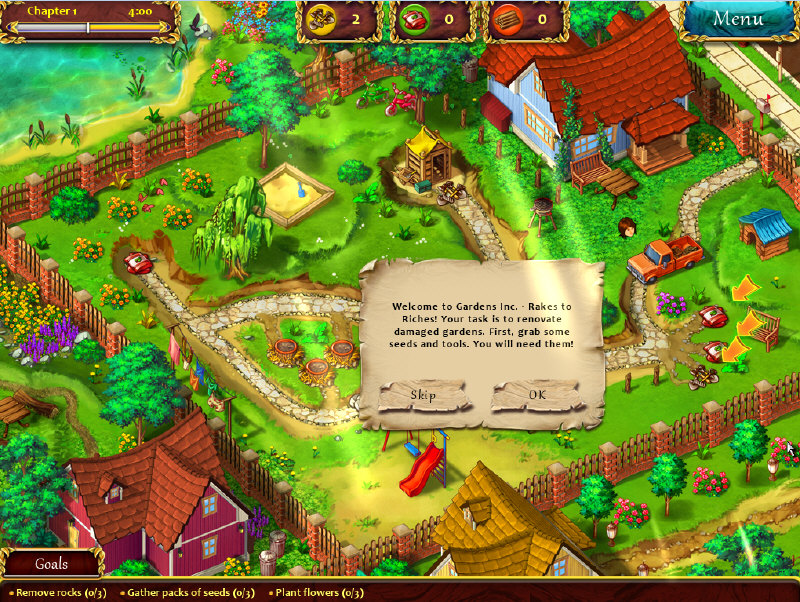 Gardens Inc.:From Rakes to Riches free download