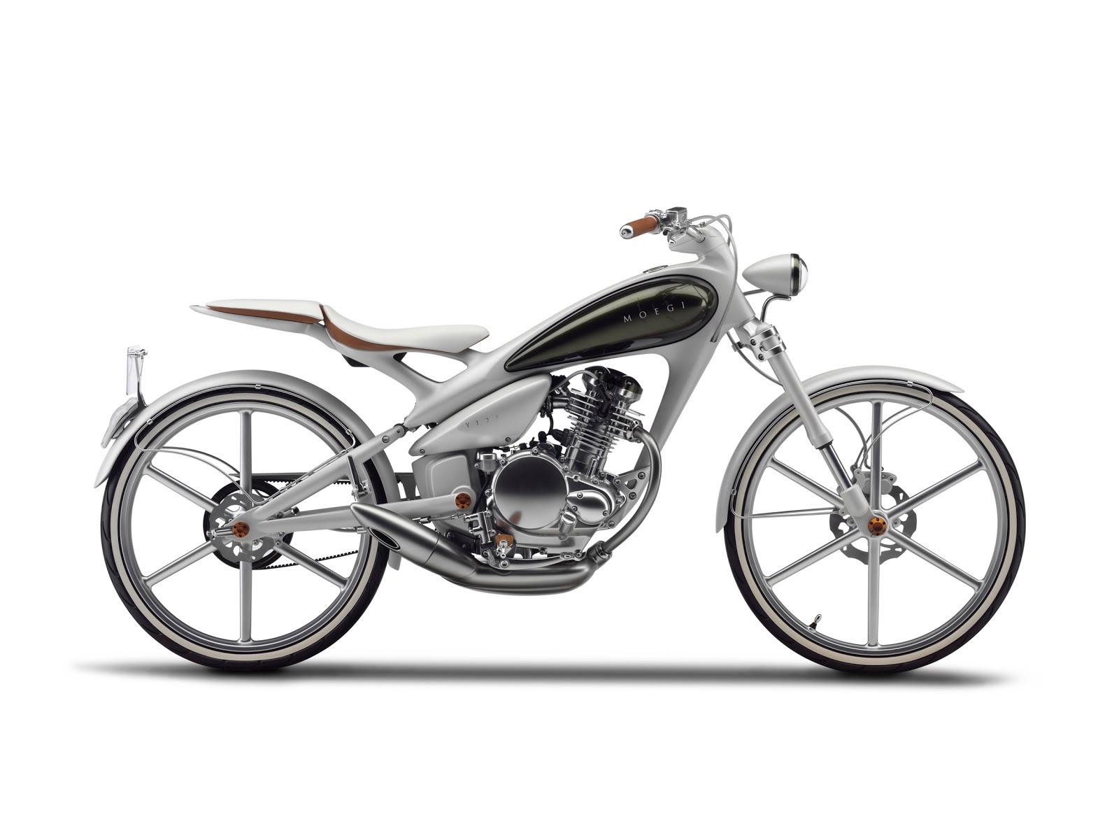 Planet Japan Blog Yamaha Y125 Moegi Concept Tokyo Motor