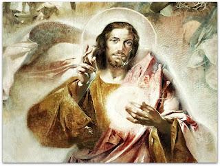 'Sagrado Coração de Jesus', de Aldo Locatelli (Detalhe) - Igreja Nossa Senhora de Lourdes, Porto Alegre