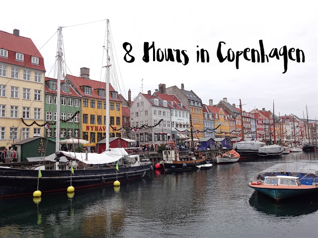 8 Hours in Copenhagen