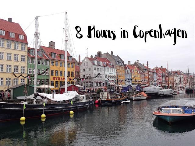 8 Hours in Copenhagen