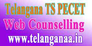 TS PECET Web Counselling Dates