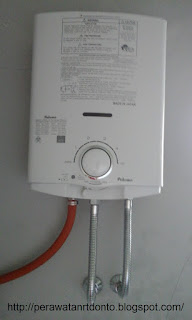 Pemanas Air (Water Heater) Paloma