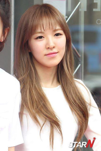 Wendy Without Makeup
