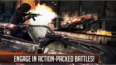 Death Race The Official Game Mod Apk