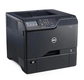 Dell Color Smart S5840cdn Printer Driver