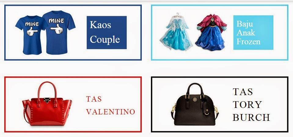 Kategori Fashion Item di Shopious.com