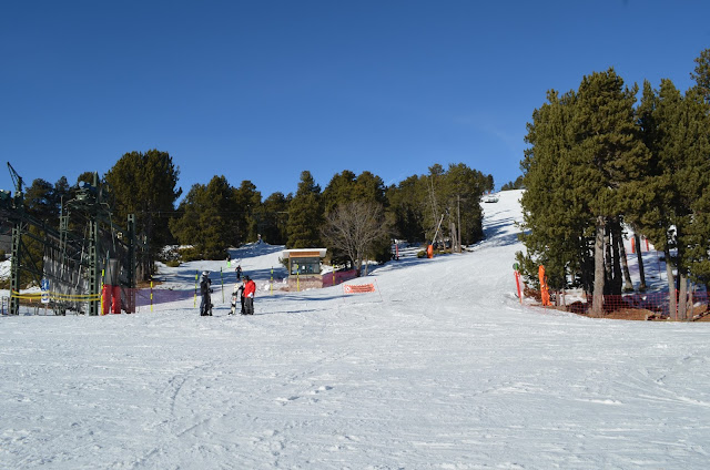 Estação de Esqui Fonte-Romeu