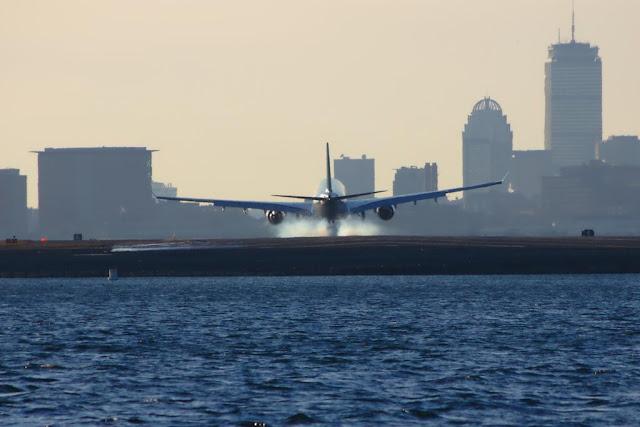 Como ir de Boston à Nova York ou de Nova York à Boston de avião