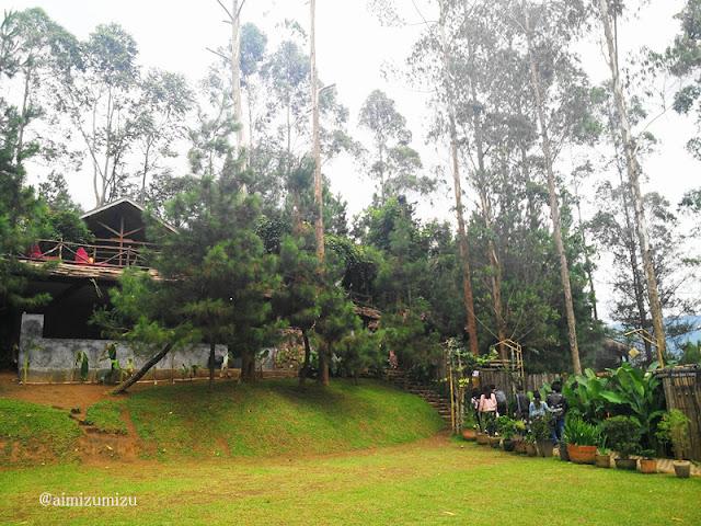 mushola The Lodge Maribaya