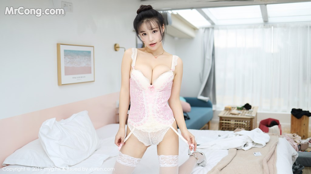 Image MyGirl-Vol.383-Zhu-Ke-Er-Flower-MrCong.com-008 in post MyGirl Vol.383: Zhu Ke Er (Flower朱可儿) (76 ảnh)