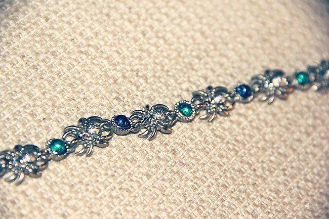 napravite sami narukvicu i nakit od obojenih kristala