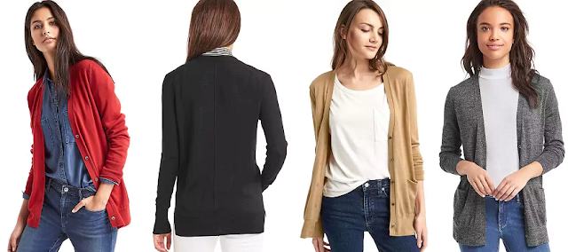Gap Merino Wool Cardigan $17 (reg $60)