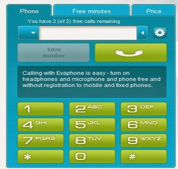 Free calling on Mobile