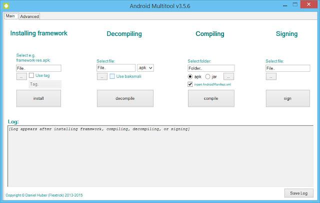 cara compile aplikasi android, cara decompile android, cara compile apk, cara decompile apk