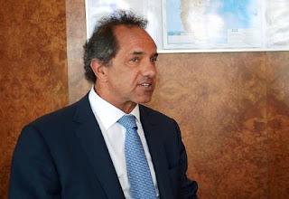 Daniel Scioli desmintió los dichos de Silvestre y criticó a Mirtha Legrand
