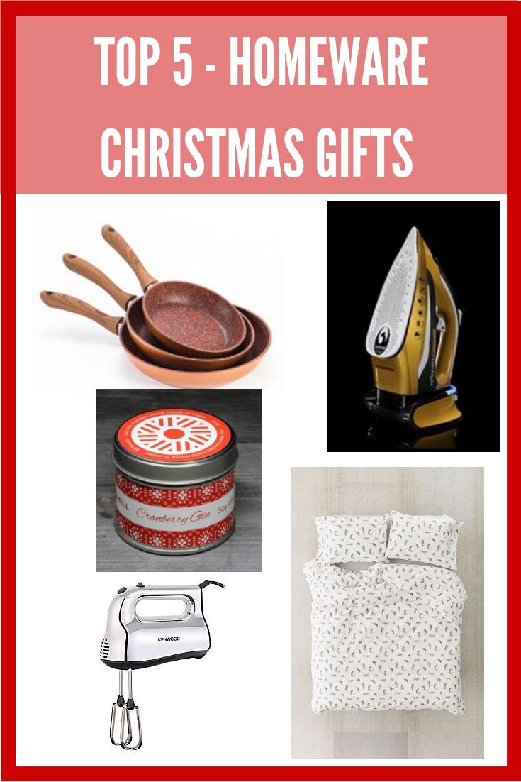 Top 5 - Homeware Christmas Gifts   Alice Megan
