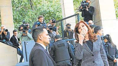 Otra novela que se cae: Justicia dicta falta de mérito a Cristina, al no hallar pruebas que la vinculen con el lavado de dinero