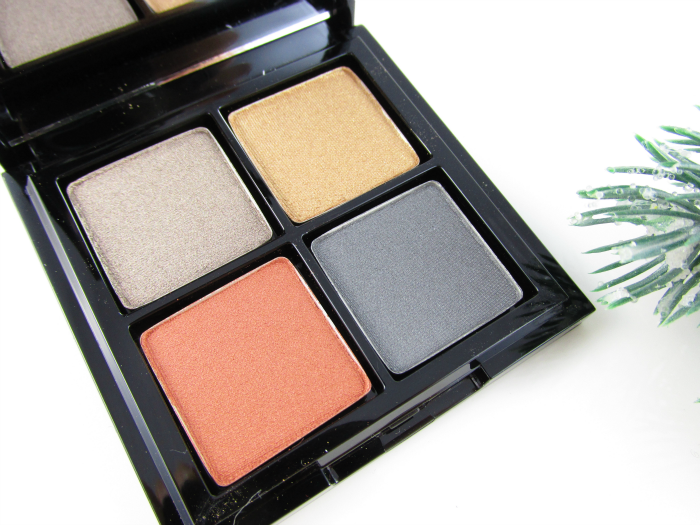 Review: glo minerals Eye Shadow Quad Spellbound - 6.4g - € 59,50
