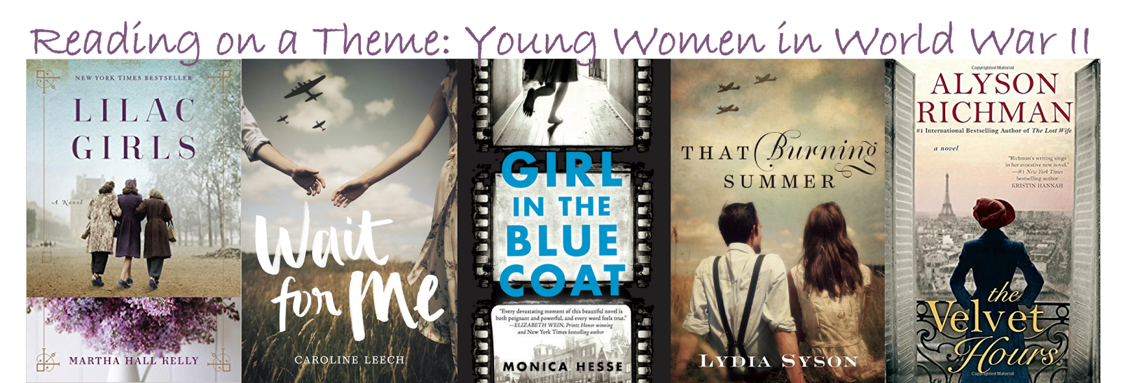 Intellectual Recreation: Reading on a Theme: Young Women in