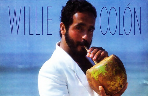 Willie Colon - Me Das Motivo