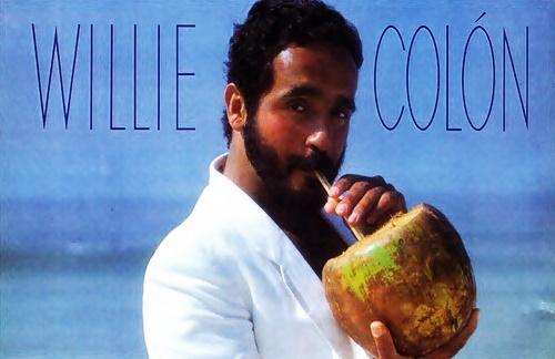 Willie Colon - Me Das Motivo