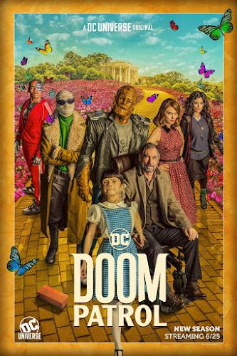 Doom Patrol Temporada 2 (Web-DL 720p Ingles Subtitulada)