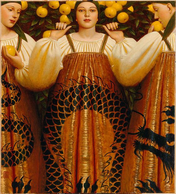 Apples of the Hesperides Remnev, Andrey (1962- ) - 2008