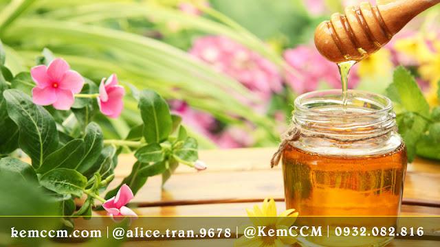 mật ong - kemccm