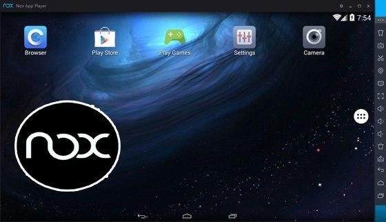 تشغيل اندرويد على جهاز الكمبيوتر Nox App Player
