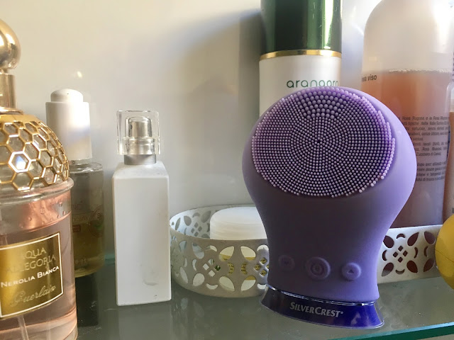 First Impressions: Silvercrest Silicone Facial Cleansing Brush