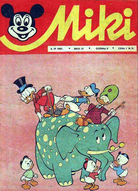 Miki 24 - Miki Maus