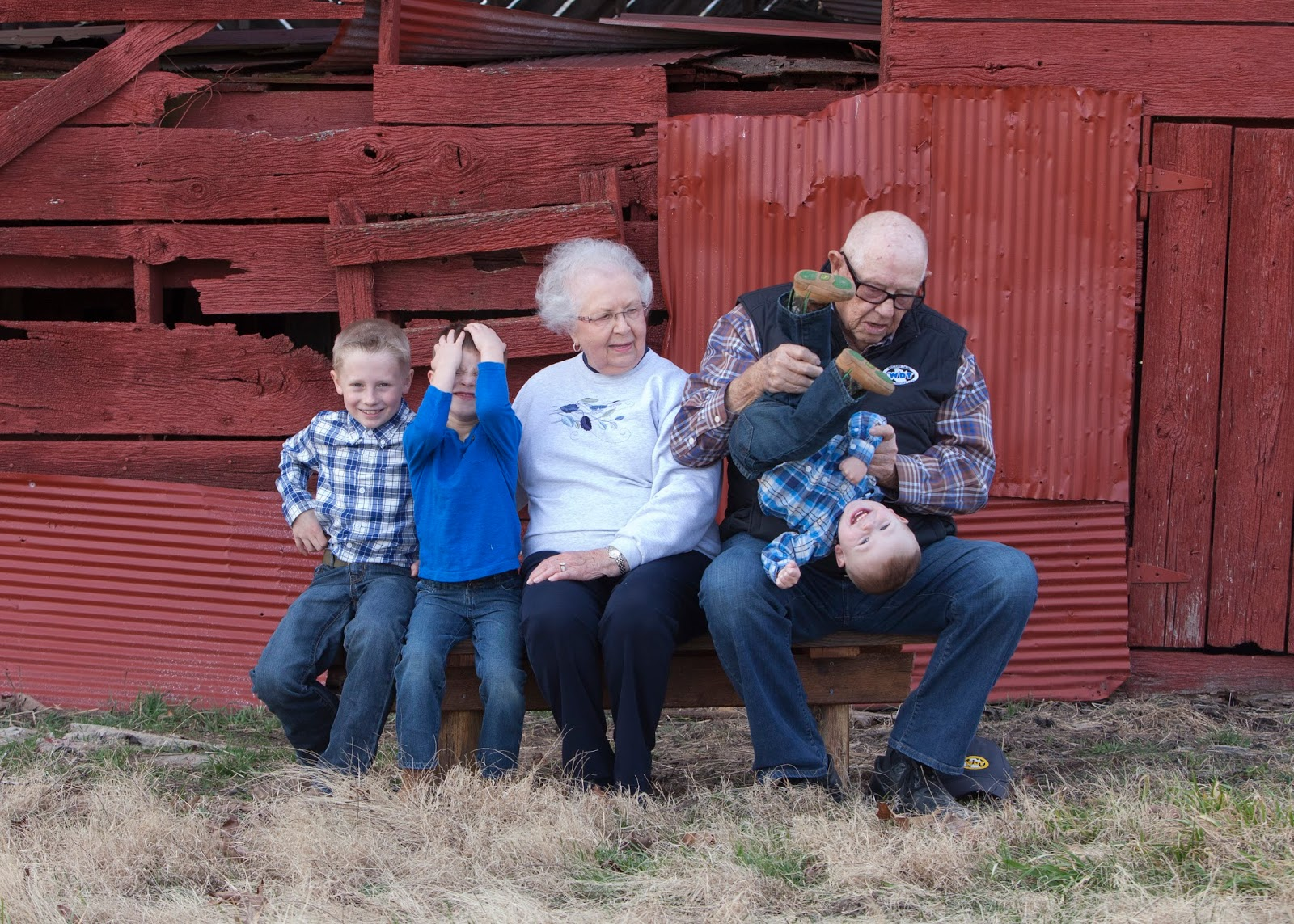 Life is Good!: Honeycutt Family Pictures