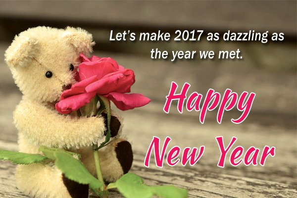 happy new year shayari (hindi)