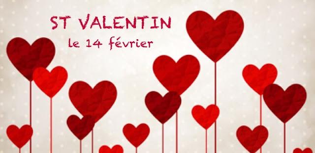 Idées cadeaux pour la St Valentin