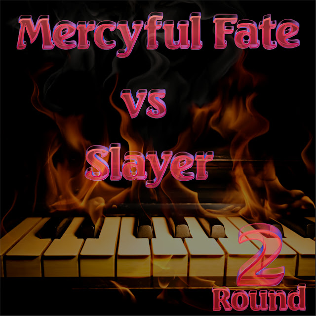 Choloville Mercyful Fate Vs Slayer