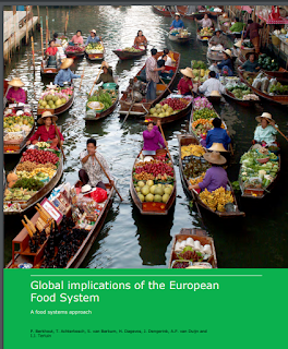 Global implications of the European Food System; A food systems approach