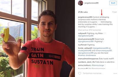 Jelang Assen, Lorenzo Diwajibkan Jalani Tes Doping