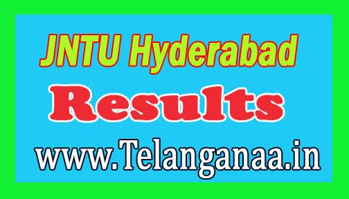 Jawaharlal Nehru Technological University Hyderabad JNTU B.Tech Supply Results