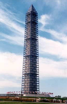 Washington DC design, Mary Oehrlein, Architect of the Capitol, Washington Monument