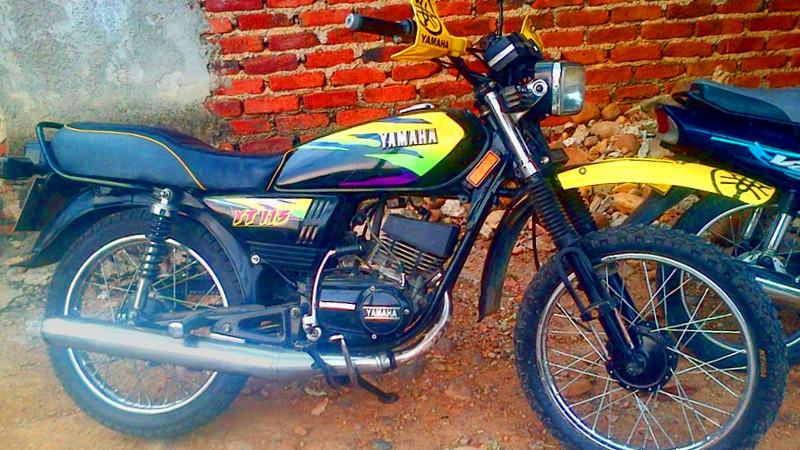 Yamaha Yt115 Mobil Motor Lama